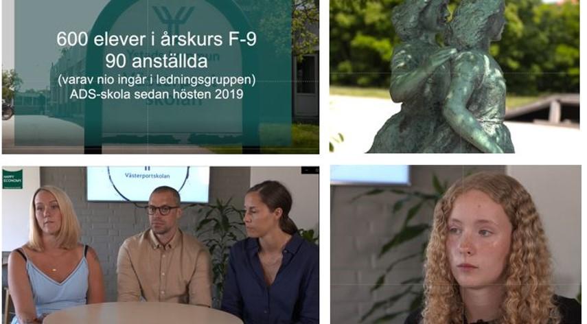 Case: Västerportskolan Ystad